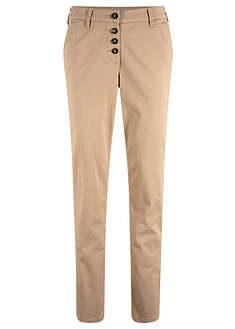 Pantaloni chino cu nasturi bpc bonprix collection 13