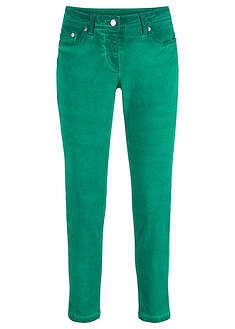 Pantaloni 7/8 cu aspect uzat bpc bonprix collection 3