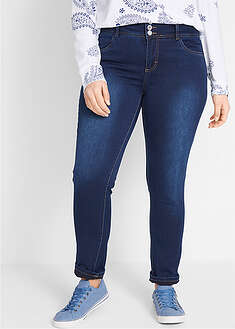 "Dżinsy ""super-stretch"" SLIM John Baner JEANSWEAR 25"