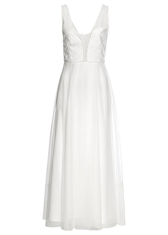 0ff2e136bd Alkalmi ruha fehér Álomszép menyasszonyi • 16999.0 Ft • bonprix