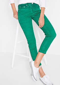 Pantaloni 7/8 cu aspect uzat bpc bonprix collection 7