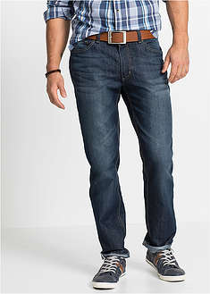 Jeanși Regular Fit Straight-John Baner JEANSWEAR