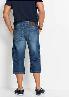¾ Džínsy, Regular Fit Straight John Baner JEANSWEAR 58