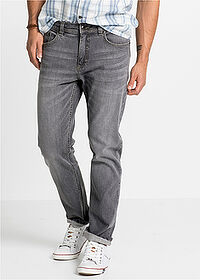 Regular Fit sztreccsfarmer Straight sötét denim John Baner JEANSWEAR 1