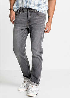 Blugi stretch, Regular Fit, drepţi-John Baner JEANSWEAR
