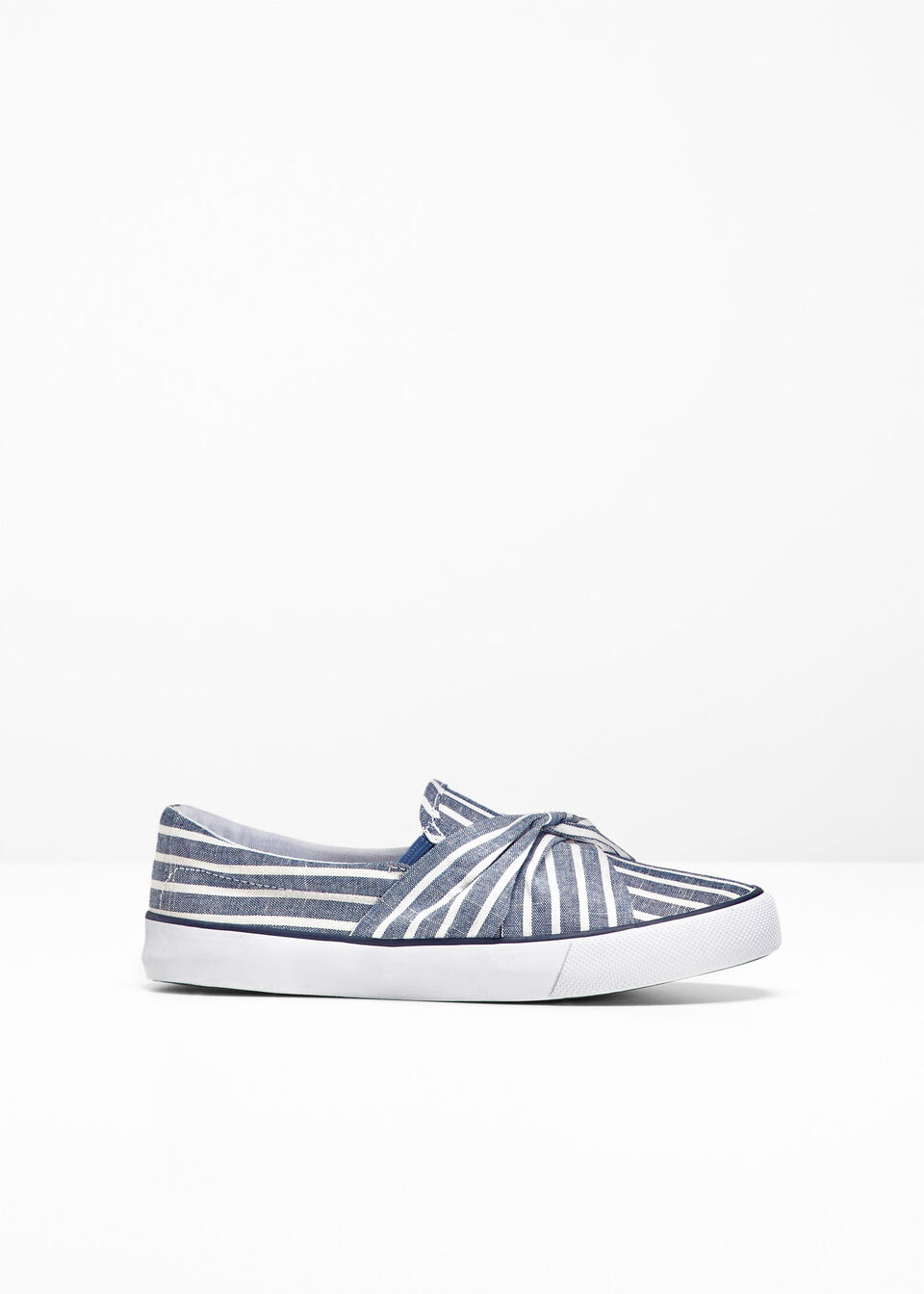354a4dab6f78 Topánky slip on biela Na rýchle obúvanie • 16.99 € • bonprix