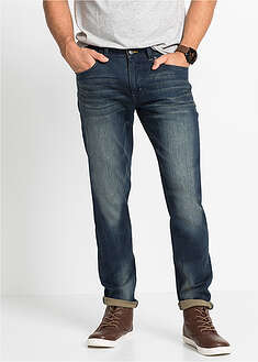 Blugi Slim Fit stretch, straight John Baner JEANSWEAR 29