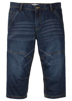 Regular Fit 3/4-es farmernadrág Tapered John Baner JEANSWEAR 0