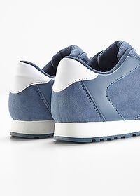 Sneakers albastru denim bpc selection 5