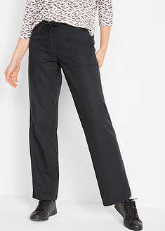 Pantaloni largi cu in bpc bonprix collection 9