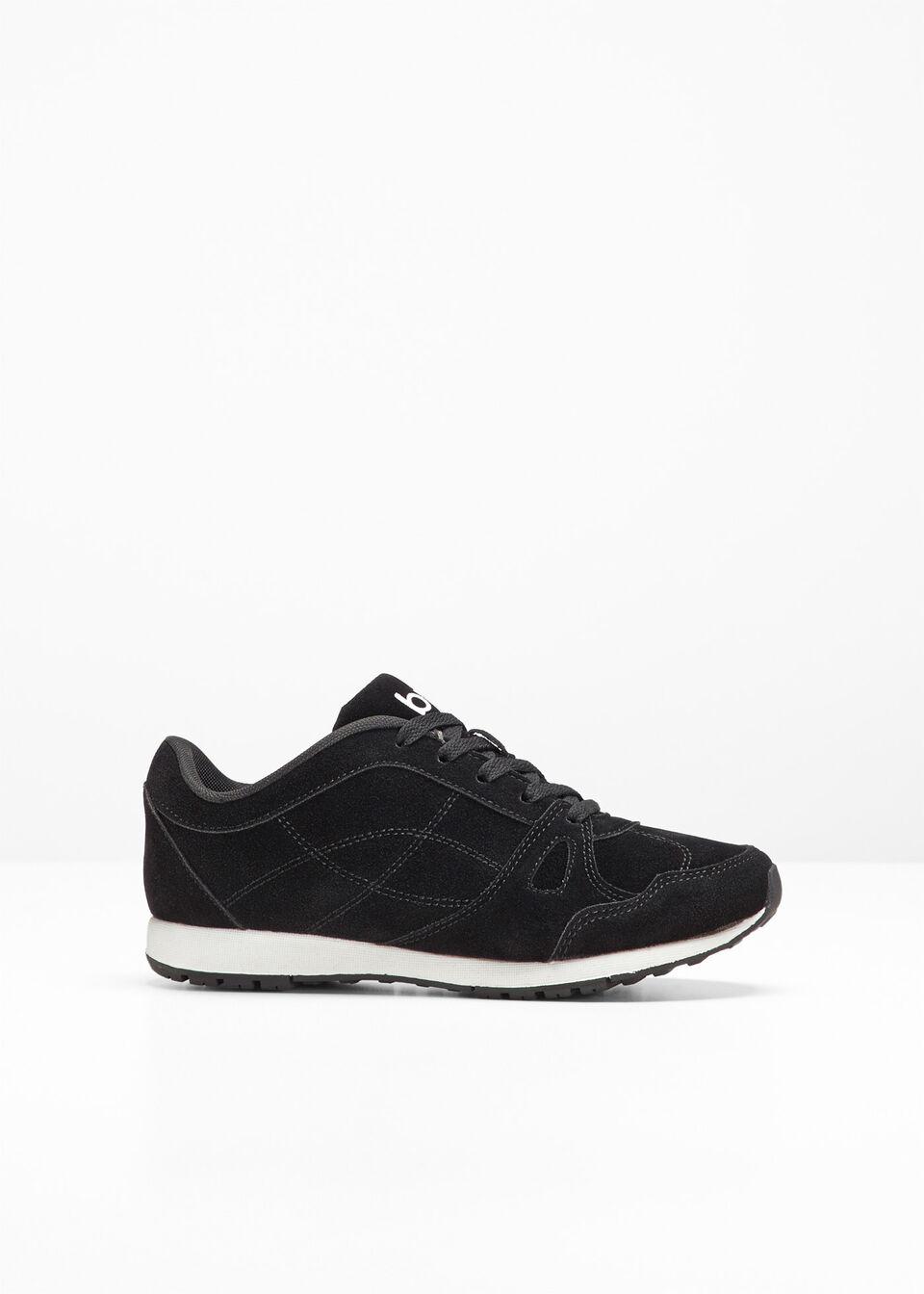 Tenisky čierna Športové a jednoduché • 16.99 € • bonprix 3872f9c7596