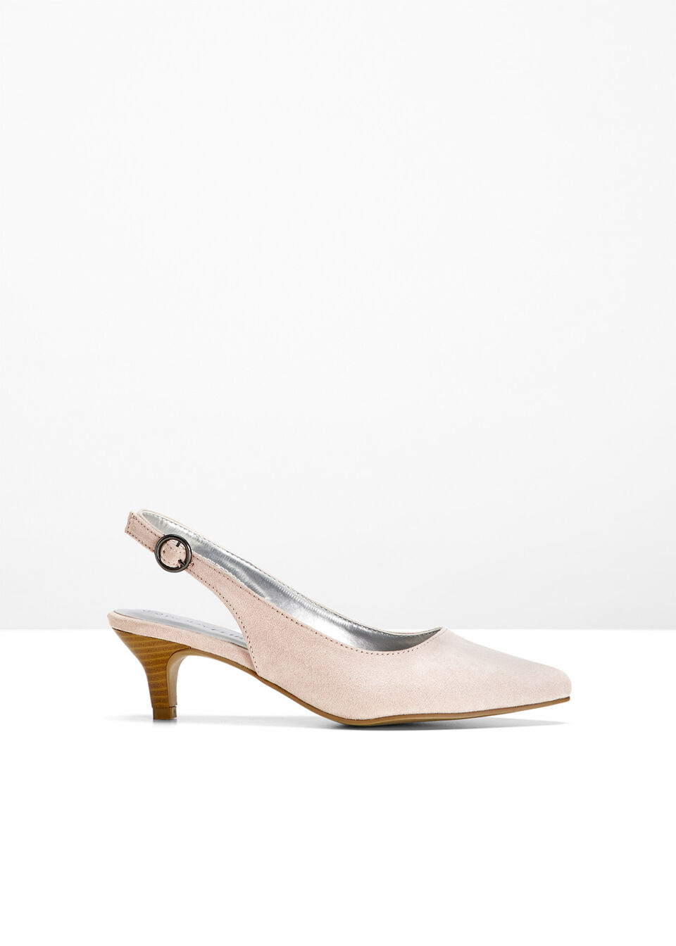 Туфли-лодочки с открытой пяткой от bonprix