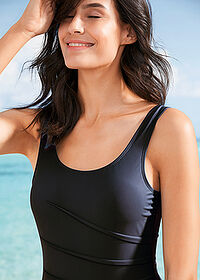 Costum de baie shape nivel 1 negru bpc bonprix collection 3