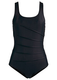Costum de baie shape nivel 1 negru bpc bonprix collection 0