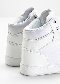 Ghete casual alb RAINBOW 4