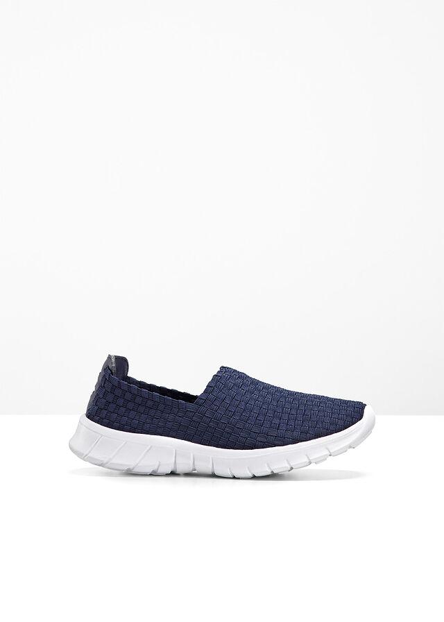 a0f4f5f004 Tenisky morská modrá Ľahká a flexibilná • 17.99 € • bonprix
