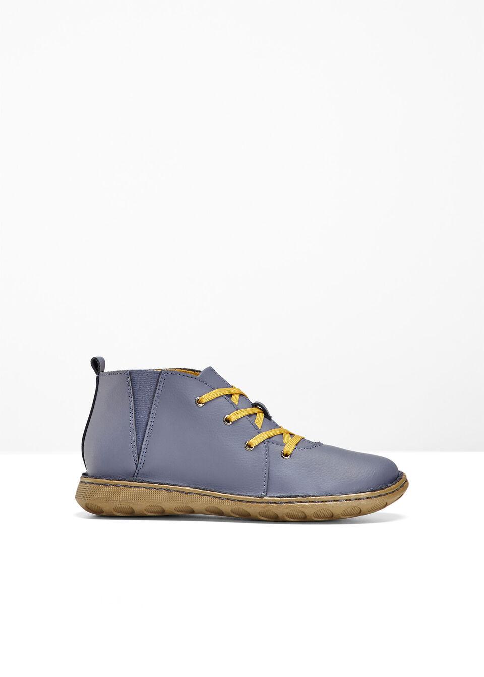Удобные кожаные ботинки от bonprix