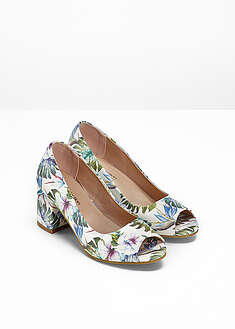 Pantofi Pumps peeptoe bpc selection 29