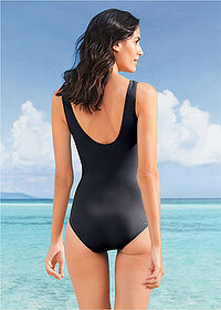 Costum de baie shape nivel 1 negru bpc bonprix collection 2