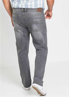 Strečové džínsy Regular Fit Straight John Baner JEANSWEAR 42