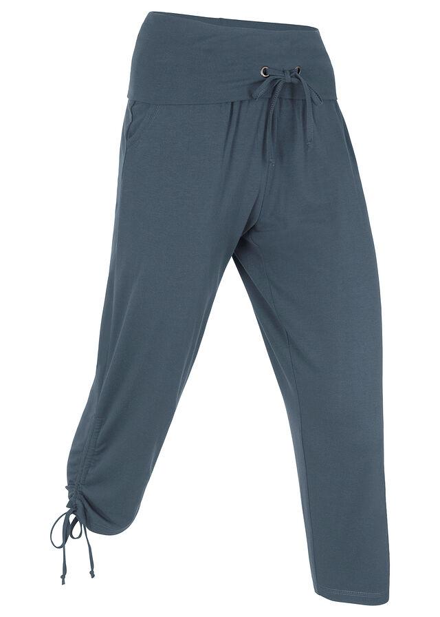 90d96a4f238a Wellness Capri nohavice nočná modrá So • 14.99 € • bonprix