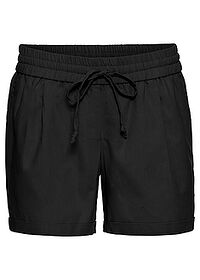 Short din in negru BODYFLIRT 0