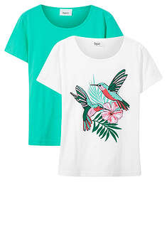 Tricou fete (2buc/pac) bpc bonprix collection 7