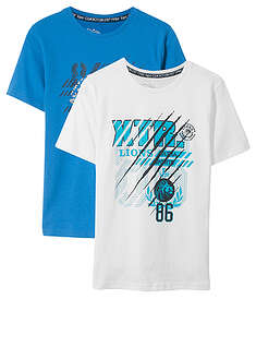 T-shirt (2 szt.) bpc bonprix collection 1