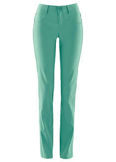 Pantaloni drep?i cu stretch, efect de sub?iere bpc bonprix collection 31