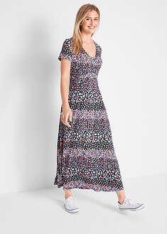 Rochie jerse maxi bpc bonprix collection 23