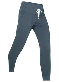 Pantaloni 7/8 casual, nivel 1 bleumarin bpc bonprix collection 0