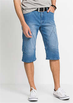 Regular Fit sztreccs farmer bermuda John Baner JEANSWEAR 26