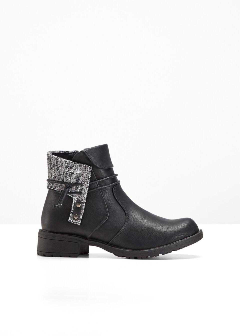 Ботинки в байкерском стиле от bonprix