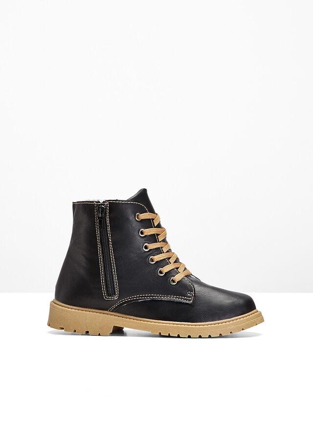 Magas szárú cipő fekete Magas szárú cipő • 8799.0 Ft • bonprix 0d290b1e33
