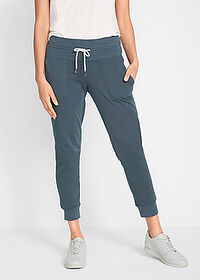 Pantaloni 7/8 casual, nivel 1 bleumarin bpc bonprix collection 1