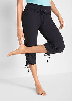 Pantaloni capri wellness bpc bonprix collection 38