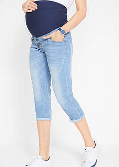 Kismama farmer capri hosszban, Boyfriend-bpc bonprix collection