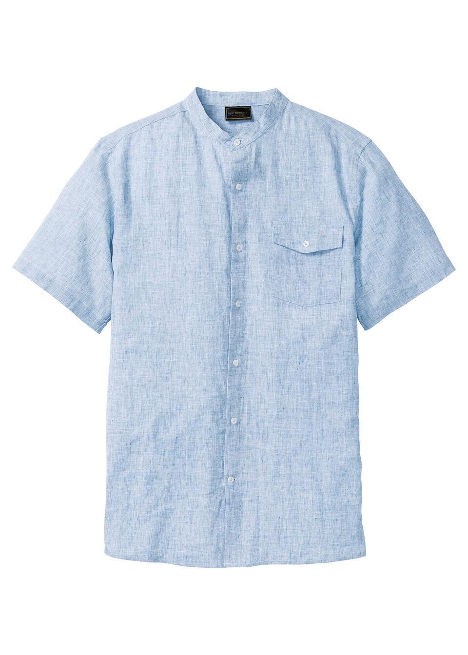 Рубашка с короткими рукавами от bonprix