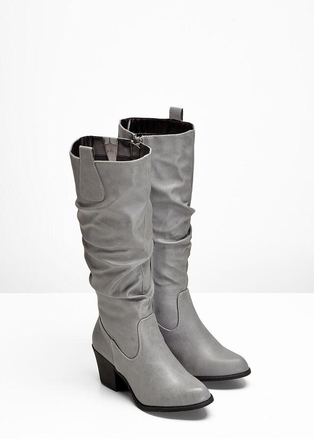 Nagy Kedvezmény Kényelmes Vastag Női cipő Csizmák Alkalmi
