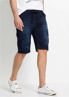 Regular Fit sztreccs farmer bermuda John Baner JEANSWEAR 28