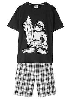 Piżama z krótkimi spodenkami (2 części)-bpc bonprix collection