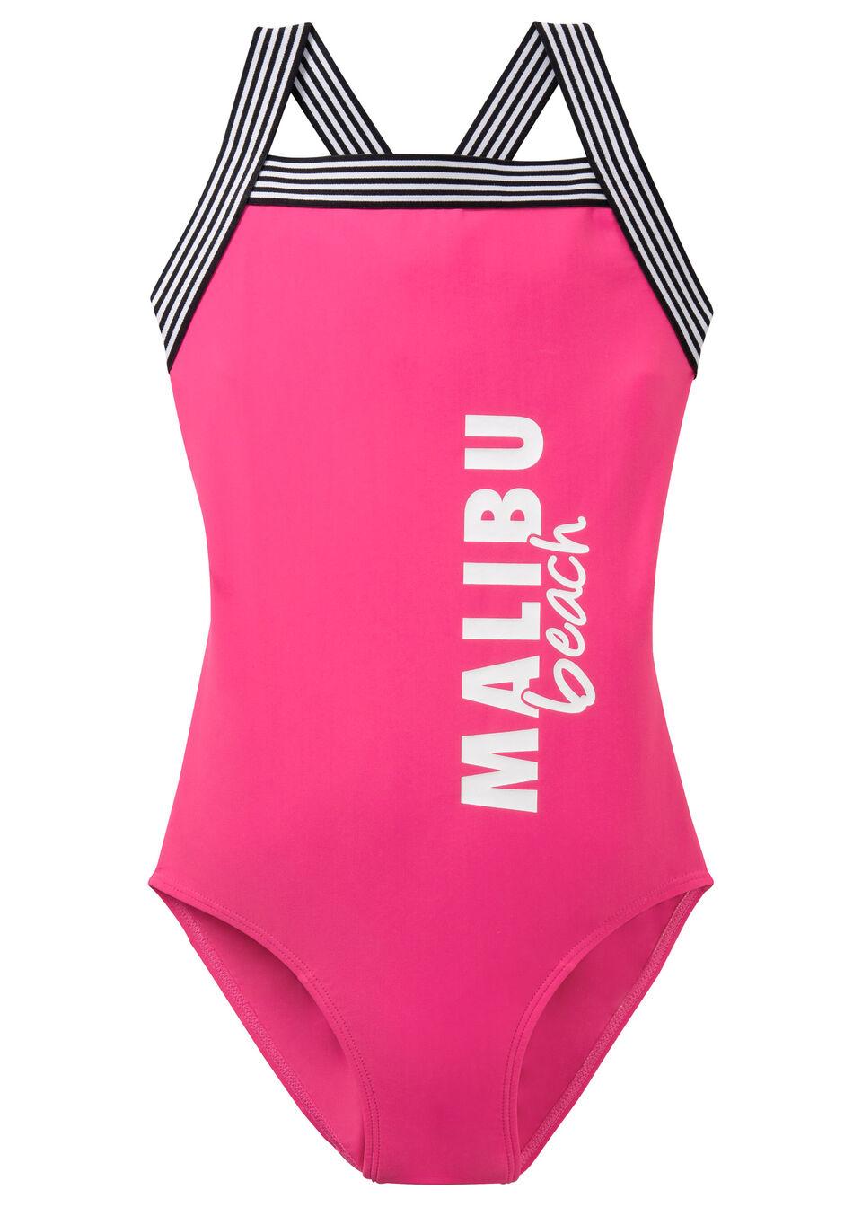 Plavky pre dievčatá bonprix