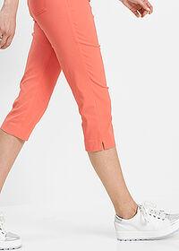 d03a1ae67e Sztreccs capri nadrág elasztikus derékpánttal • fekete • bonprix áruház.  Ezt a terméket 74 alkalommal nézték meg az elmúlt 24 órában