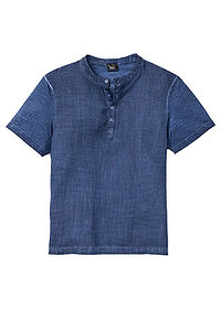 Tricou cu in indigo bpc bonprix collection 0