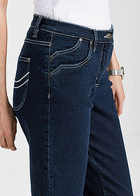 Jeans stretch 3/4 bleumarin stone bpc selection 4