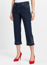 Jeans stretch 3/4 bleumarin stone bpc selection 1