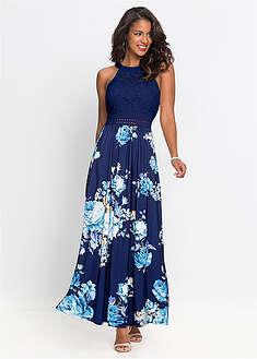 6b4a2de80 Letné šaty s kvetinovou potlačou a čipkou BODYFLIRT boutique 34,99 €