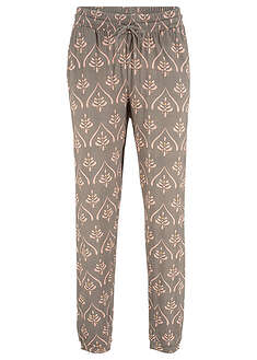 Pantaloni din jerse imprimat bpc bonprix collection 43