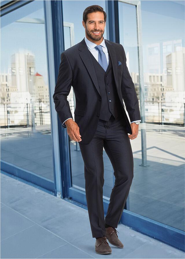 4 részes öltöny: zakó, nadrág, mellény, nyakkendő