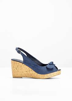 044a8136a8c7 Klinové sandále-bpc selection
